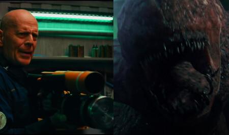 El tráiler de 'Breach' pone a Bruce Willis y Thomas Jane a matar bichos multiformes en una serie B entre 'La cosa' y 'Alien'