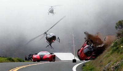 """El trailer más reciente de """"Need for Speed"""" la película"""