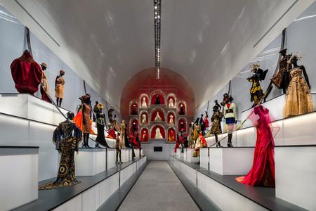 Dior Dallas Exhibition Scenography C James Florio 11