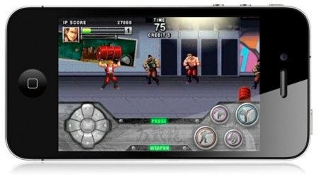 Double Dragon, revive el clásico de las recreativas en iOS