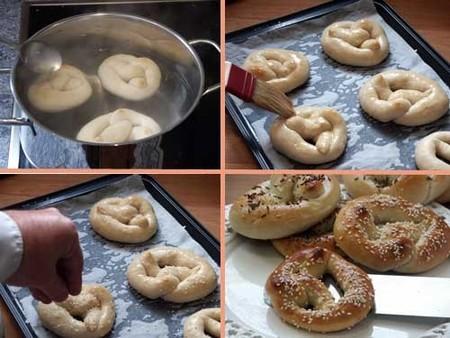 pretzels elaboración 2