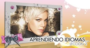Aprende idiomas con celebrities. Lección 2: Español