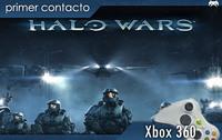 'Halo Wars'. Primer contacto