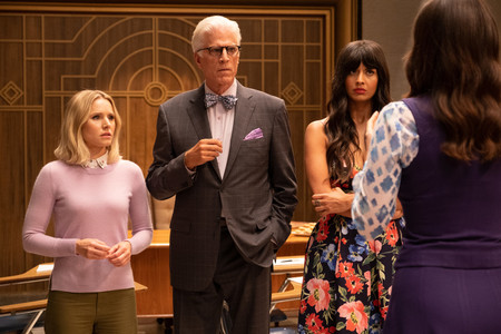 'The Good Place' regresa por última vez de forma brillante, marcando el camino hacia el final de la serie