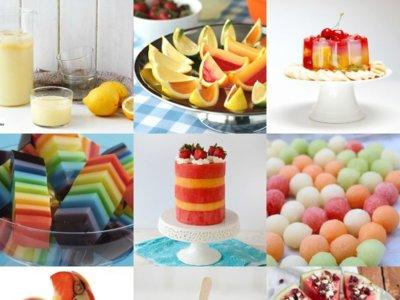 13 maneras locas de servir fruta este verano