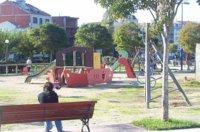 Utilizar el mobiliario urbano para tonificar los músculos