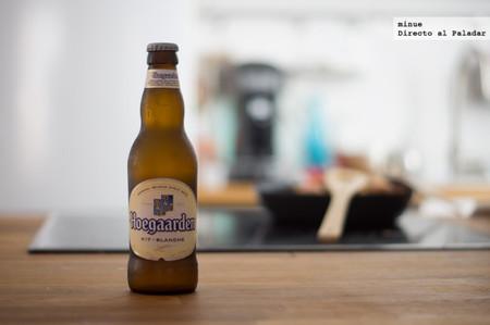 Hoegaarden. Cata de cerveza