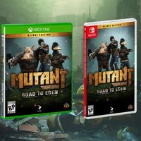 Mutant Year Zero: Road to Eden  llegará en junio a Nintendo Switch  junto con las ediciones en físico de PS4 y Xbox