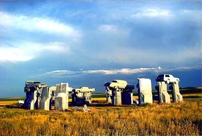 Los Stonehenge en Estados Unidos (IV): Carhenge en Nebraska