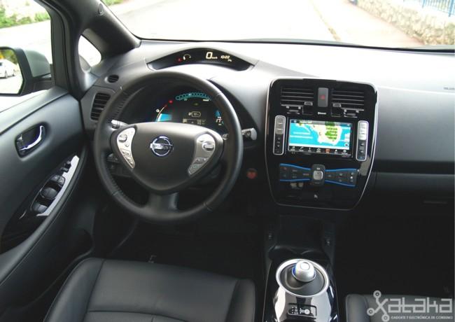 Nissan Leaf 2016 10