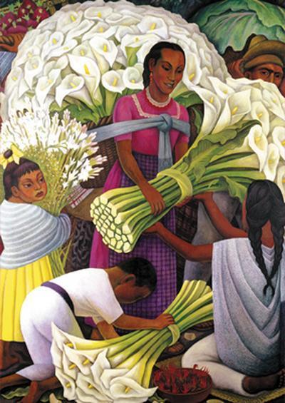 Agenda cultural : museos mexicanos y Diego Rivera