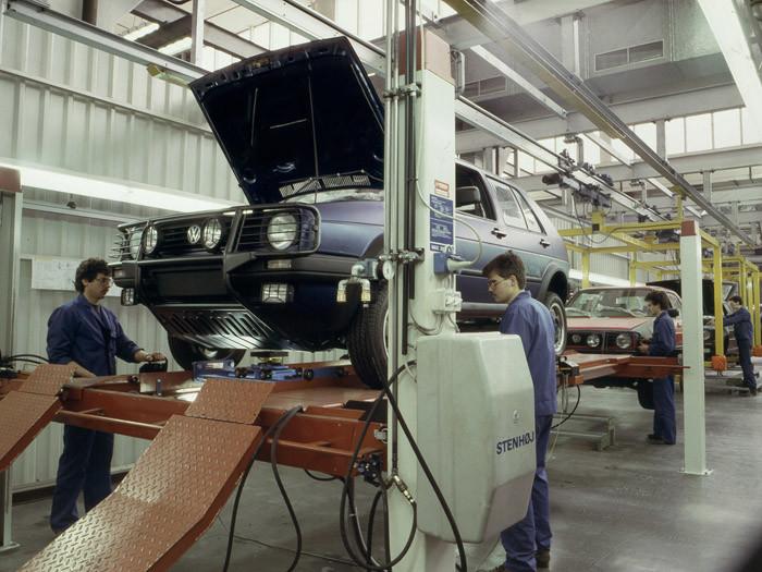 Foto de Volkswagen Golf Country (9/11)