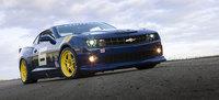 Chevrolet Camaro GS Racecar Concept y la gama de accesorios