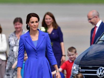 Kate Middleton y su look de familia conjuntada es lo más adorable que veremos hoy