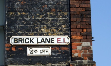 Brick Lane Street Signs