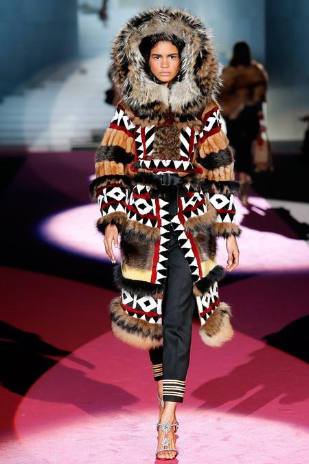 apropiacion cultural diseñadores acusados dsquared nativos canada