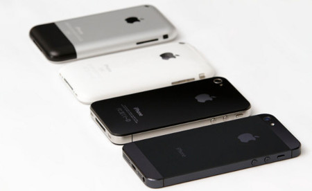 iPhone original + 3G + 4 + 5