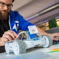 Sphero lanza su nuevo robot compatible con Raspberry Pi y Arduino, y lo financia en un solo día mediante crowdfunding