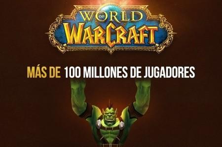 'World of Warcraft' alcanza los más de cien millones de jugadores