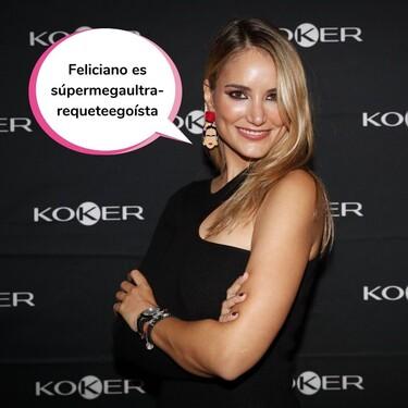El duro reproche de Alba Carrillo a su ex, Feliciano López (y lo compara con Fonsi Nieto)