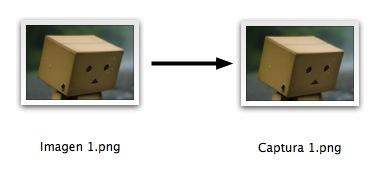 Cómo cambiar el nombre de tus capturas de pantalla en Mac OS X