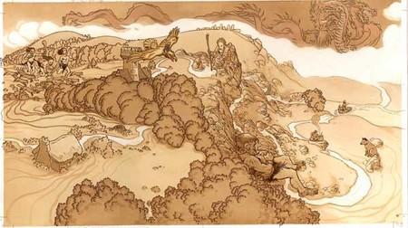 Las 'Instrucciones' de Gaiman para viajar a un mundo mágico