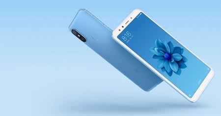 Xiaomi Mi A2 Mz Portada