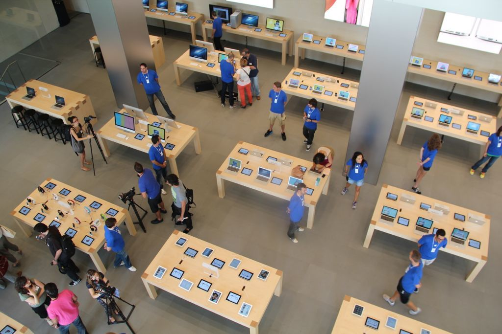 Foto de Apple Store Passeig de Gracia (21/50)