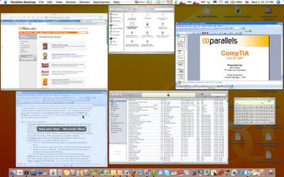 Nueva beta pública de Parallels Desktop 3.0