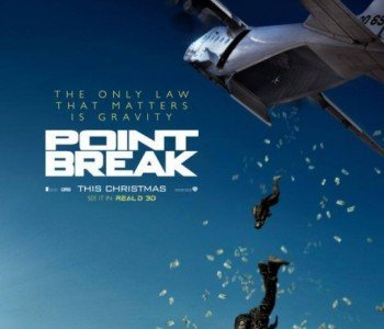 'Point Break (Sin límites)', tráiler y cartel del remake de 'Le llaman Bodhi'