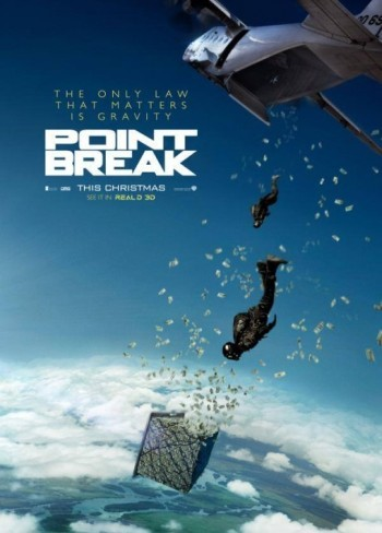 Cartel de Point Break