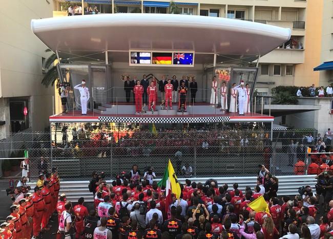 Sebastian Vettel sucede a Michael Schumacher en el trono de Mónaco