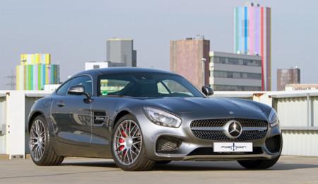 Posaidon enrabieta a los Mercedes-AMG GT y C 63