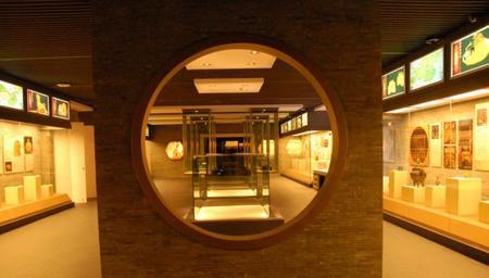 El Museo del Oro en Zhaoyuan