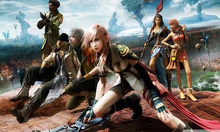 Final Fantasy XIII en Steam requiere 60 GB