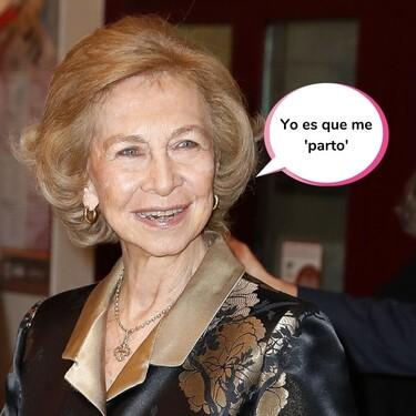 La peculiar tradición que la Reina Sofía cumplió en cada uno de sus partos