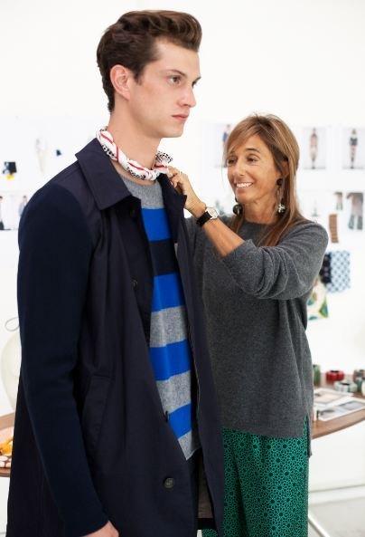 El gigante sueco sorprende con una nueva colaboración. Marni para H&M esta Primavera 2012