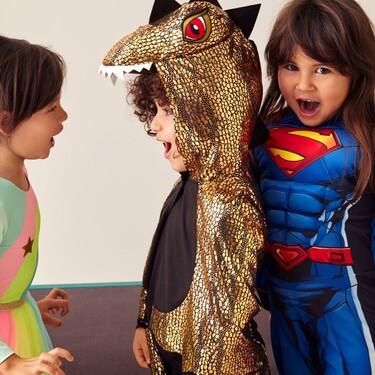 H&M, Amazon y El Corte Inglés: 17 disfraces para niñas y niños para disfrutar de este Carnaval por menos de 30 euros