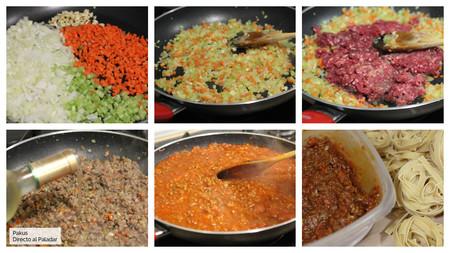 Salsa Bolonesa O Bolognese