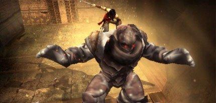 Prince of Persia Warrior Within en la PSP
