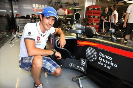 Bruno Senna teme no encontrar sitio en la Fórmula 1 para 2011