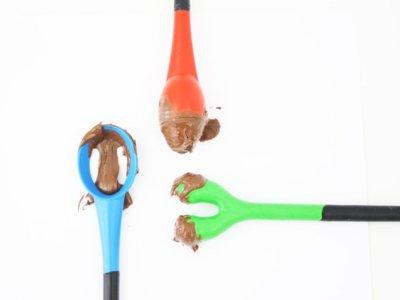 Con estas cucharas sí se juega
