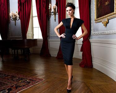 Victoria Beckham elegida como el peor cuerpo