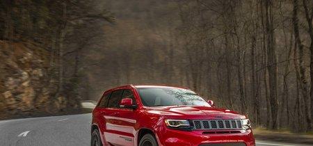 El SUV más rápido y furioso se llama Jeep Grand Cherokee Trackhawk: 717 CV de brutalidad Hellcat