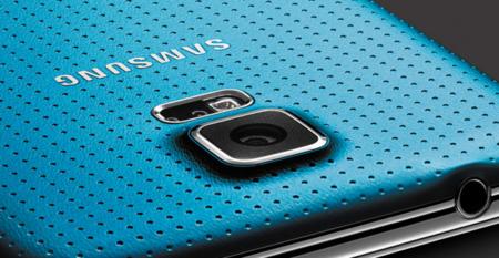 Posibles problemas en la producción de la cámara del Samsung Galaxy S5
