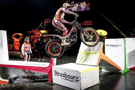 Toni Bou X Trial Estrasgurgo 2018