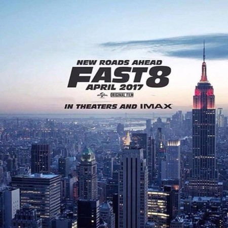 Esto es lo primero que vemos de 'Fast & Furious 8'... y esto fue lo primero que vimos de las anteriores 'Fast'