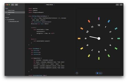 Swift Playgrounds se actualiza a la versión 3.3 con soporte para cursor en el iPad