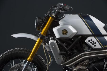Yamaha Xsr700 Bunker Custom Motorcycles 03