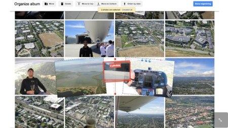 Google+ mejora la gestión de fotos e integra Goggle Docs en los hangouts